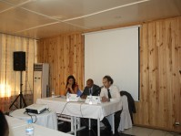 PACTE Comoros | Training on registration of candidates | 8-9th October 2014