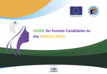 Guide for Female Candidates to the Wolesi Jirga