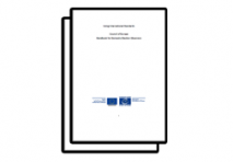 Handbook for Domestic Election Observers, Council of Europe, 2014 (ENG)