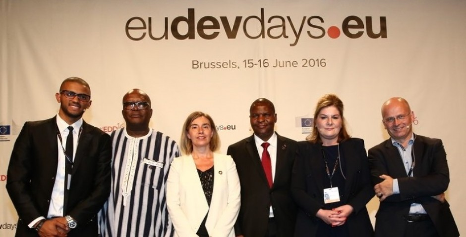 EDD 16 Panel de Haut Niveau de discussion