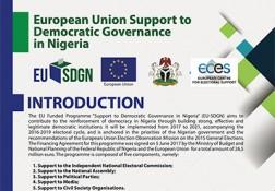Resume EU-SDGN