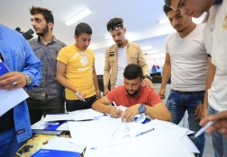 Youth Workshop in Irbid - July 2019