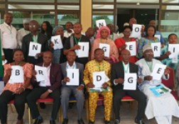 INEC - ECES - BRIDGE Training on Media and Elections 23-27.07.2018