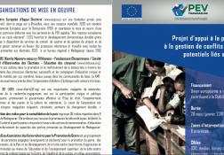 Resoconto progetto PEV-MADAGASCAR