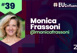 Monica Frassoni named #EUinfluencer