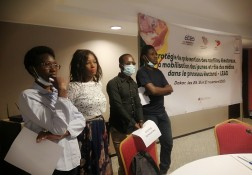 Formazione LEAD a Dakar – 25-27.11.2020