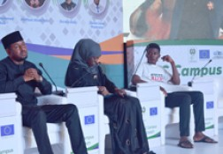INEC Youth Votes Count Campus Outreach Kano  - 7.08.2019