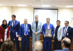 ISO certification ceremony - 30.10.2019