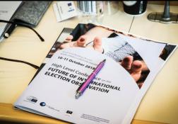 HLC on Election Observation - 10-11.10.2018