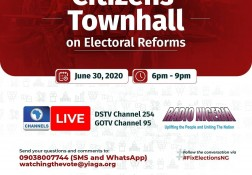 Citizens Townhall on Electoral Reforms - 30.06.20