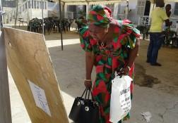 Senegal voter registration outreach - 23.04.2017