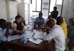 ECES in DRC - 12.03.2014
