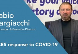 Responding to COVID-19 by Fabio Bargiacchi