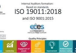 Formazione Interna ISO - 18-20.04.2020