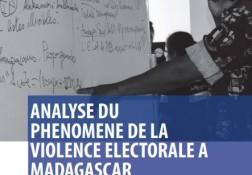 Étude sur la violence liée aux élections basée sur les données du système d'alerte précoce et de réaction rapide