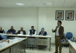 ISO Training in Jordan - 19.04- 2.05.2018
