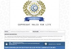 LEAD-Q Copyright