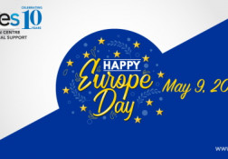 Happy Europe Day - 09.05.2020