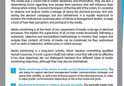 Resume Media Monitoring