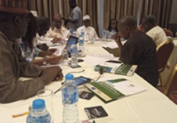 Technical Committee on INEC Communication Policy - 13.02.2018