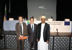 Lancement de PACTE Comores