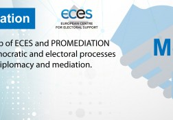 MoU ECES PROMEDIATION