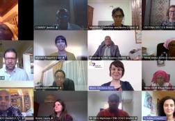Sessione di follow up di ECES e del Forum delle Donne del RECEF