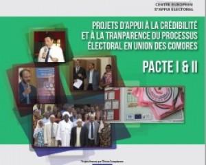 Resoconto dei Progetti PACTE Comore I e II