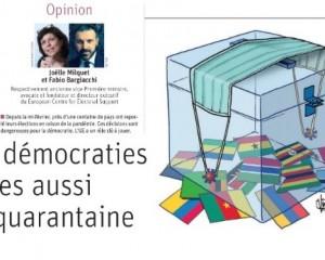 Democrazie & COVID - Bargiacchi - Milquet