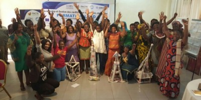 PACTE-BF I LEAD Training for women