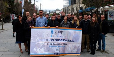 BRIDGE Training I Kosovo I 8-12 December 2014