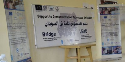 BRIDGE Modules on Pre-election activities, SUDAN - SDP-SUDAN - 1-5 and 8-12 September 2013