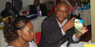 LEAD training in Yaoundé, Cameroon - PACEEAC project - 24-28 June 2013