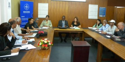 Need Assessment Mission in Mauritius - PEV-SADC Project -