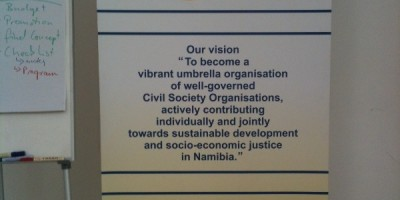 NANGO Trust - Partner NGO in the PEV-SADC project, member to the SADC-ESN