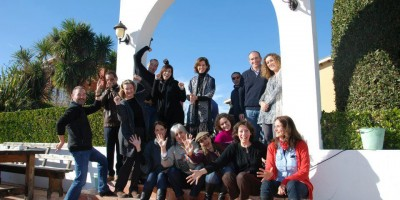 Leadership Beyond Boundaries - Train the Trainers - Barcelona 17-21 December 2012