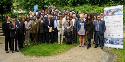 Family Picture - LEAD Training for ECCAS plus Togo, Burkina, Mali and Madagascar - 18-22 June 2012