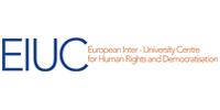 Le Centre Inter-universitaire Européen pour les Droits de l'Homme et la Démocratisation (EIUC)