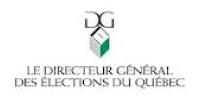 Le Directeur Général des Elections du Québec