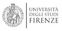 L'Université de Florence